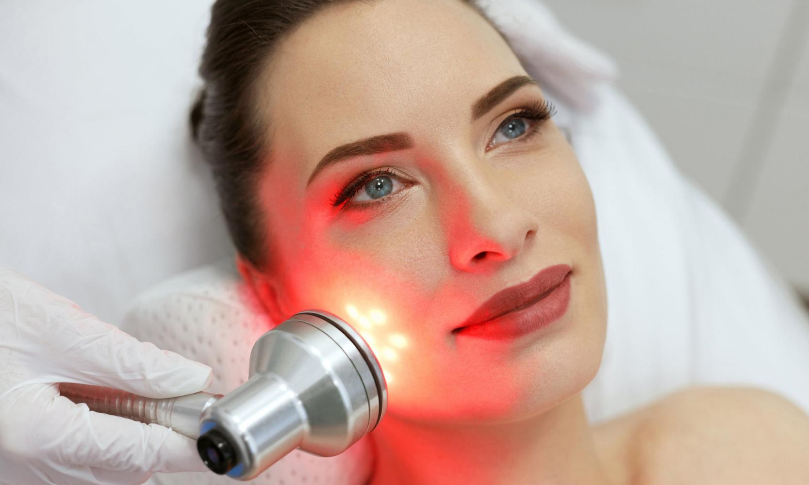 Cromoterapie si Terapie LED